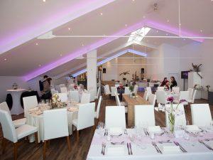 Eventlocation / Hochzeitslocation MANUFAKTUR präsentiert auf der Hochzeitsmesse 2017-01, Catering, Köln - Bonn