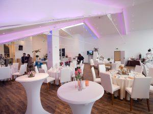 Eventlocation / Hochzeitslocation MANUFAKTUR präsentiert auf der Hochzeitsmesse 2017-02, Catering, Köln - Bonn