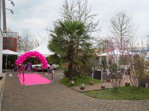 Eventlocation / Hochzeitslocation MANUFAKTUR präsentiert auf der Hochzeitsmesse 2017-08, Catering, Köln - Bonn