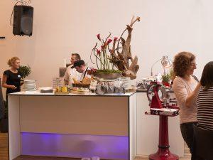 Eventlocation / Hochzeitslocation MANUFAKTUR präsentiert auf der Hochzeitsmesse 2017-14, Catering, Köln - Bonn