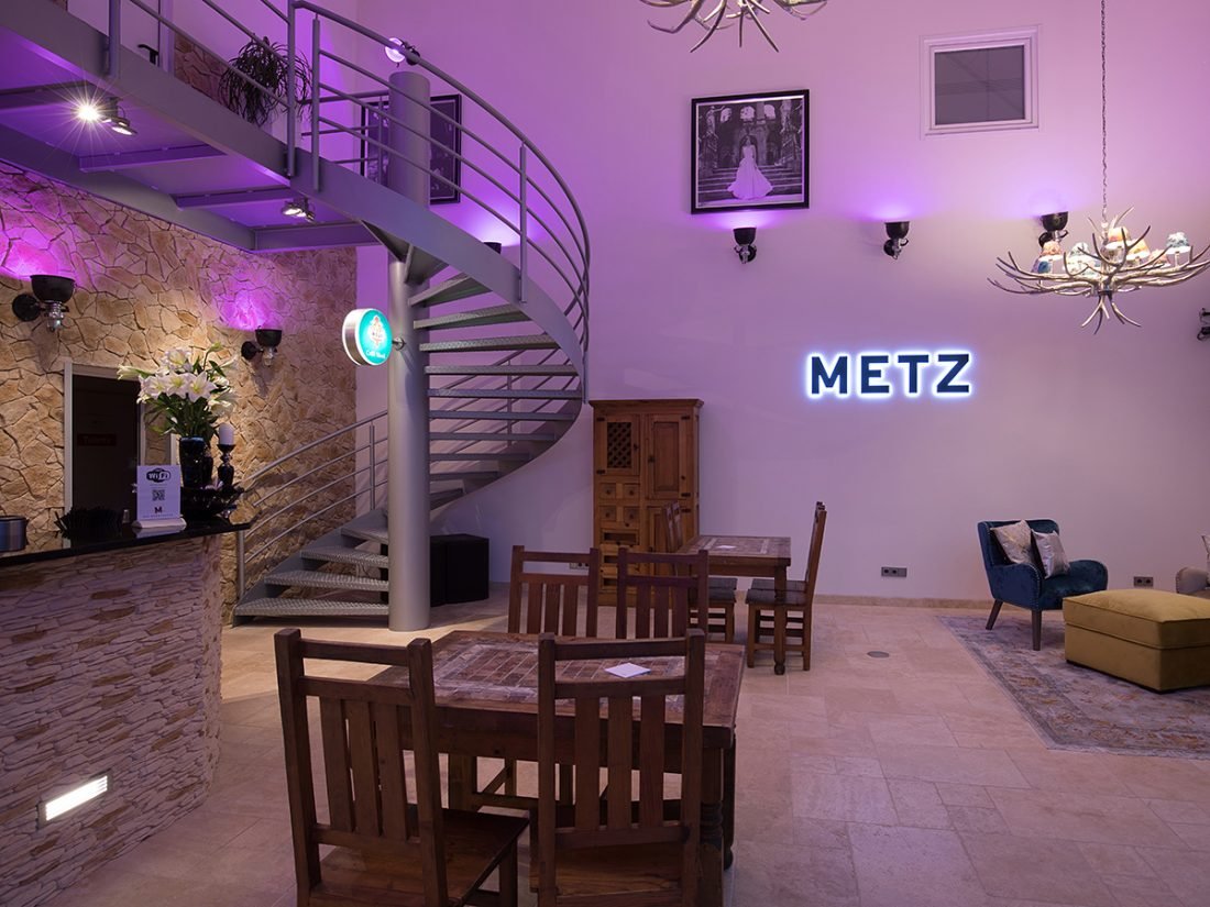 Eventlocation Veranstaltungsraum für Firmenfeier, Familienfeier, Hochzeit (Hochzeitslocation). Die Manufaktur. Individuelle Eventlocation Veranstaltungsraum für Köln - Bonn by METZ