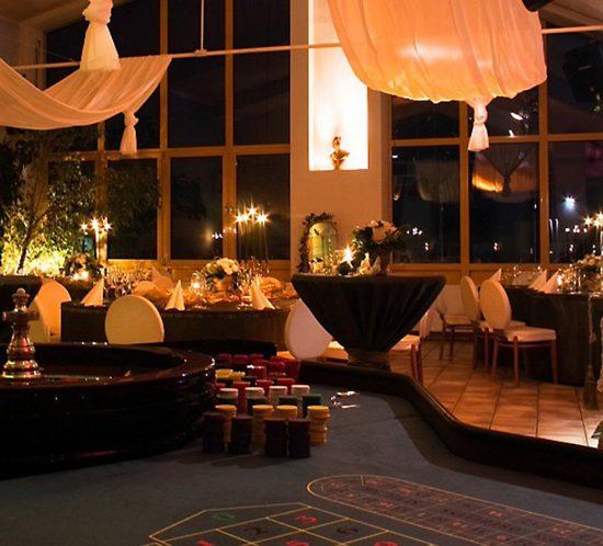 """Event """"Casino"""" in der Manufaktur. Individuelle Eventlocation Veranstaltungsraum für Köln - Bonn by METZ"""