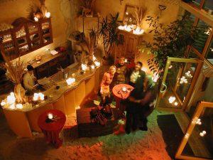 Die Manufaktur mit Bar/Foyer. Individuelle Eventlocation Veranstaltungsraum für Köln - Bonn by METZ