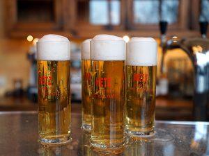 Die Manufaktur päsentier hauseigene Biersorte. Individuelle Eventlocation Veranstaltungsraum für Köln - Bonn by METZ