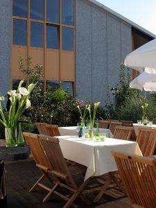 Die Manufaktur. Individuelle Eventlocation Sonnenterrasse, Veranstaltungsraum für Köln - Bonn by METZ