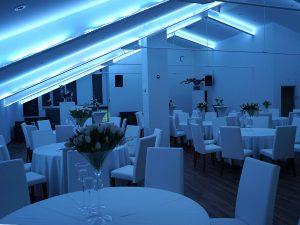Festsaal/Partysaal/Hochzeitslocation: Die Manufaktur. Individuelle Eventlocation Veranstaltungsraum für Köln - Bonn by METZ