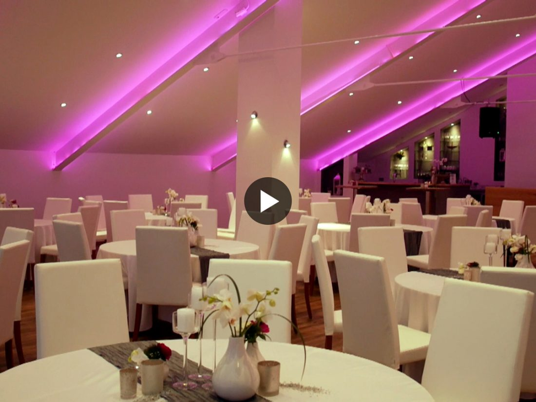 Eventlocation Familienfeier, Hochzeit, Hochzeitslocation. Die Manufaktur. Individuelle Eventlocation Veranstaltungsraum für Köln - Bonn by METZ